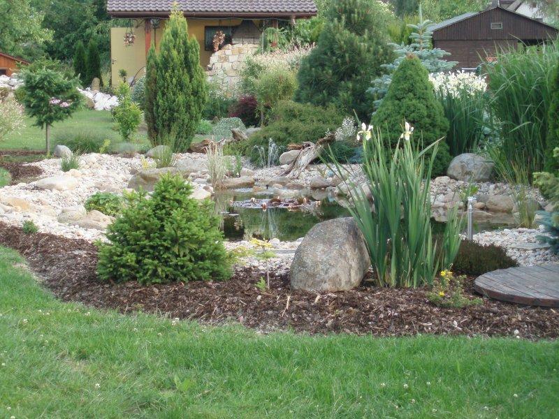 Inspirace Pro Malá Zahradní Jezírka Doltak